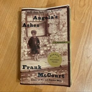 3/$20 Angela's Ashes Book